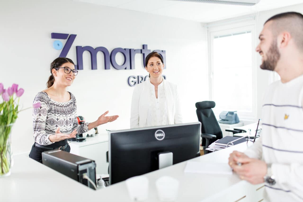 Zmarta Group using Connectels call center