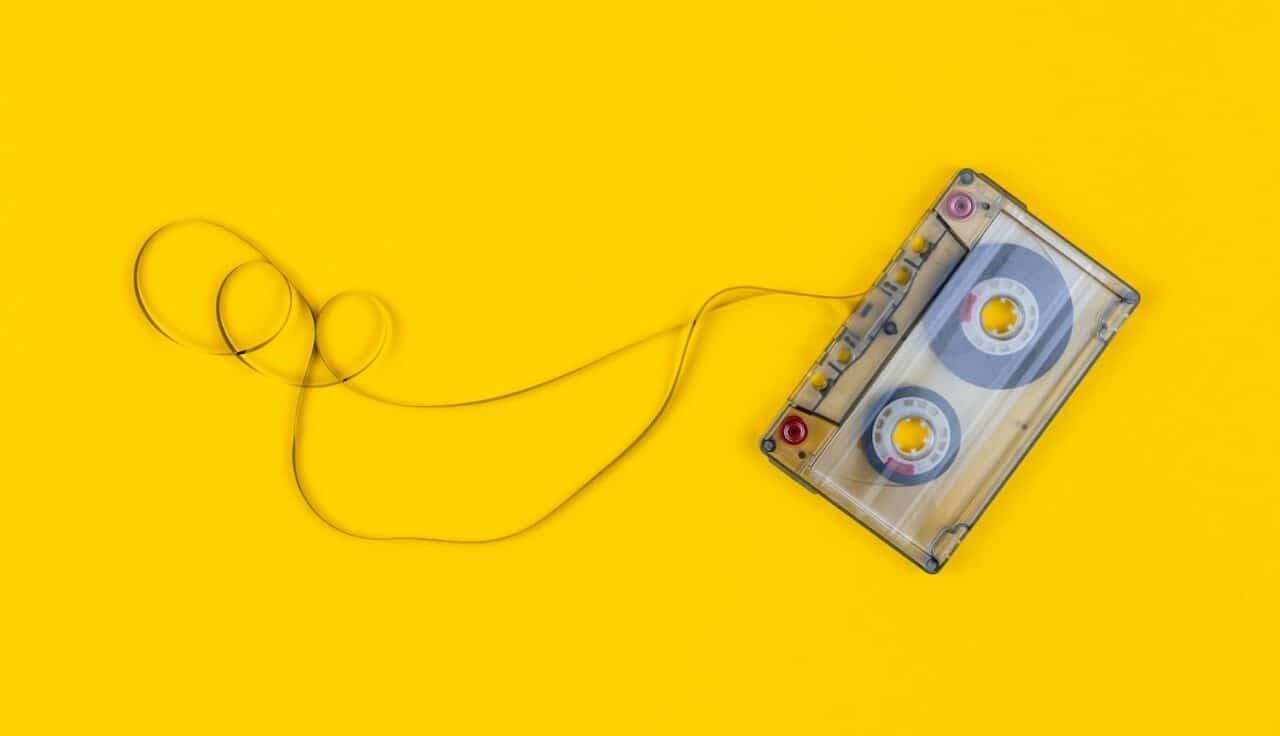 GDPR compliant contact center call recording tape